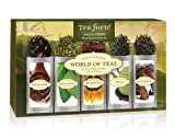 Tea Forte World Of Teas Single Steeps Loose Tea Sampler - NEW