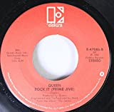 QUEEN 45 RPM ROCK IT(PRIME JIVE) / NEED YOUR LOVING TONIGHT