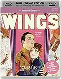 Wings (1927) [Blu-ray] [Import anglais]