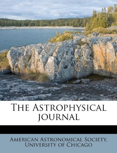 The Astrophysical journal Volume 12