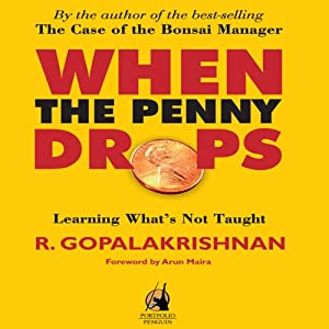 When the Penny Drops: Learning What's Not Taught | [R. Gopalakrishnan]
