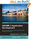 GNOME 3 Application Development Begin...