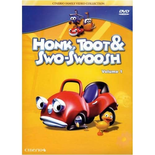 Amazon.com: Honk, Toot and Swo - Swoosh - Vol.1