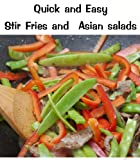 Quick and Easy  Stir-Fry and Asian Salads (Delicious Mini Book)