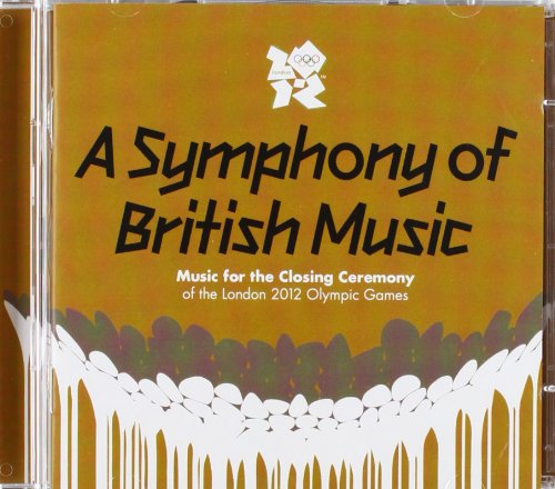 A Symphony Of British Music - Various Artists Cd