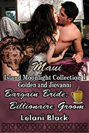 Bargain Bride, Billionaire Groom (Island Moonlight Collection Book 1)