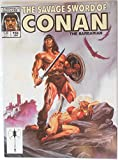 img - for The Savage Sword of Conan The Barbarian, Vol. 1, No. 156 book / textbook / text book