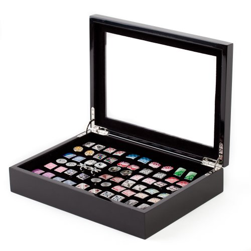 Cufflinks Case Affordable (Holds 36 pairs)