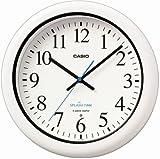 CASIO (カシオ) 掛け時計 SPLASH TIME 電波時計 防湿・防塵 IQ-1300WJ-7JF