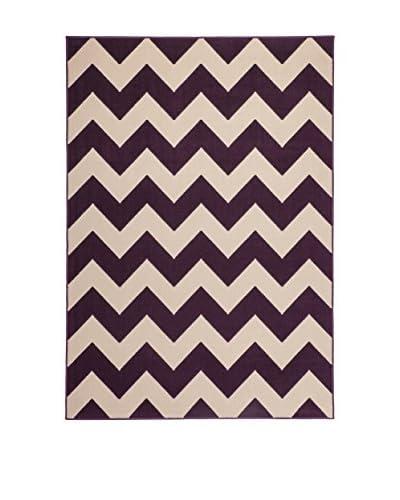 Wit merk tapijt Maroc 2085