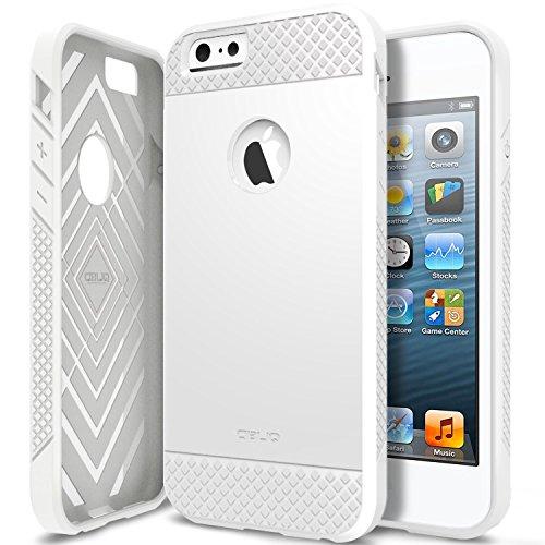 iPhone 6 Plus Case, Obliq [Non-Slip] [Slim Fit] iPhone 6 Plus (5.5) Case [Flex Pro][White]