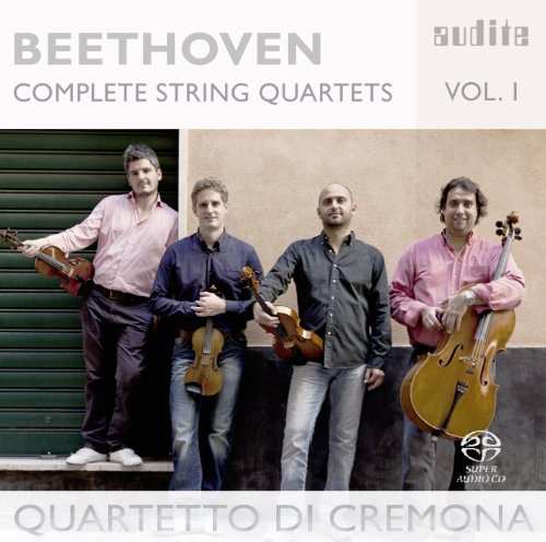 Buy Beethoven: Complete String Quartets, Vol. 1 From amazon