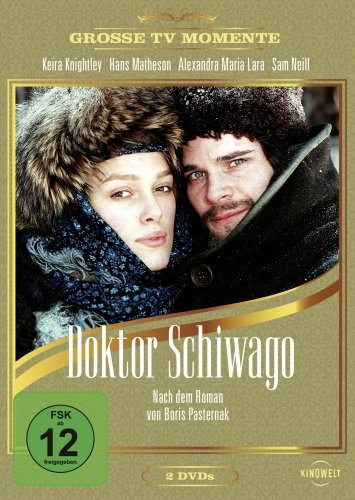Doktor Schiwago [2 DVDs]