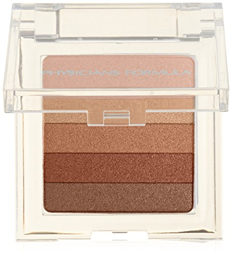 Physicians Formula - Shimmer Strip Bronzer, Blush & Eye Shadow - Fard, Terra e Ombretto 2745E