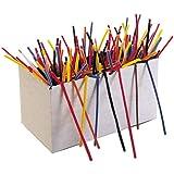 Chenille Kraft Chenille Regular Stems, 1000 Assorted Box