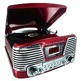 BigBen TD79RM Tourne Disque Encodeur 33/45/78 Tours Radio Lecteur CD / Lecteur de car