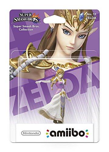 amiibo Smash Zelda