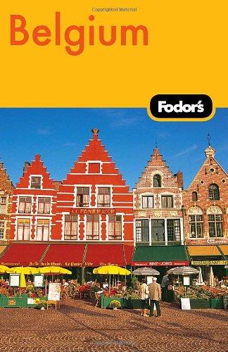 Fodor's Belgium, 4th ed.