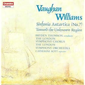 "Symphony No. 7, ""Sinfonia antartica"": IV. Intermezzo: Andante sostenuto"