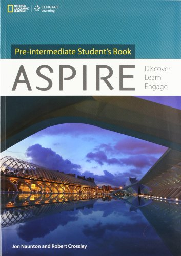 Aspire, Pre-Intermediate: Discover, Learn, Engage