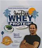 Jay Robb Whey Protein Powder Vanilla -- 12 Packets