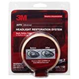 3M 39008 Headlight Lens Restoration System ~ 3M