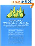 Handbook of Mathematical Functions: with Formulas, Graphs, and Mathematical Tables (Dover Books on Mathematics)