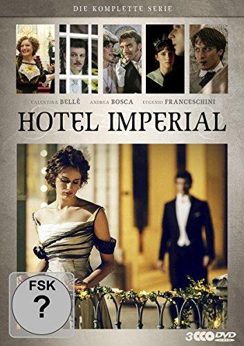 Hotel Imperial - Die komplette Serie [3 DVDs]