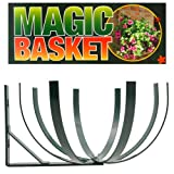 Magic Garden Hanging Basket - Makes Flowers & Plants Look Like They Are Floating