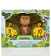 Monkey Maths Game