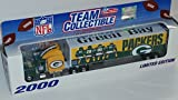 Green Bay Packers 2000 NFL Limited Edition Die-Cast 1:80 Tractor-Trailer Semi Truck Collectible