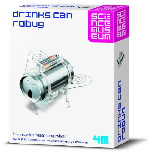 Science Museum Soda Can Robug by Science Musuem (Soda Can Robug compare prices)