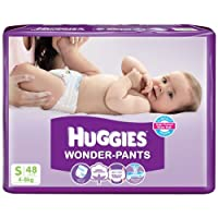 Huggies Wonder Pants Small Size Diapers (2 Count)