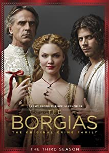 The Borgias - Season 3 [DVD]