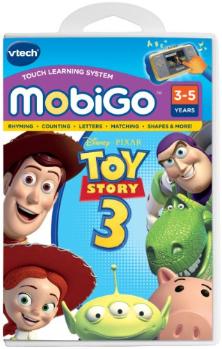 Imagen de VTech - Software MobiGo - Toy Story 3