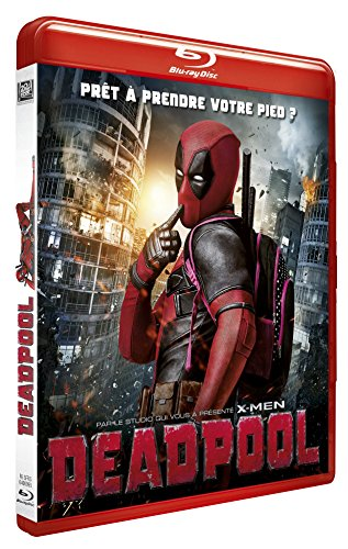 Deadpool [Francia] [Blu-ray]