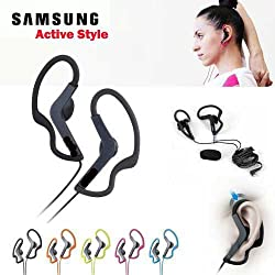 Samsung Clip On Active Style Headphones (Colour may vary)