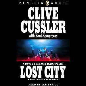 Lost City Audiobook