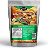 Koreanischer Ginseng 1000mg - 250 Tabletten - Hochdosiert - Premium
