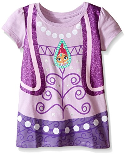 Shimmer and Shine Toddler Girls' Costume T-Shirt
