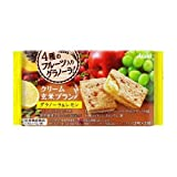 バランスアップ クリーム玄米ブラン グラノーラ&レモン 2枚×2袋入