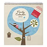 Family calendar 2012by K Two