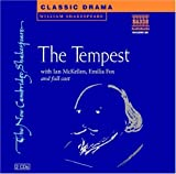 The Tempest Set of 2 Audio CDs (New Cambridge Shakespeare Audio)