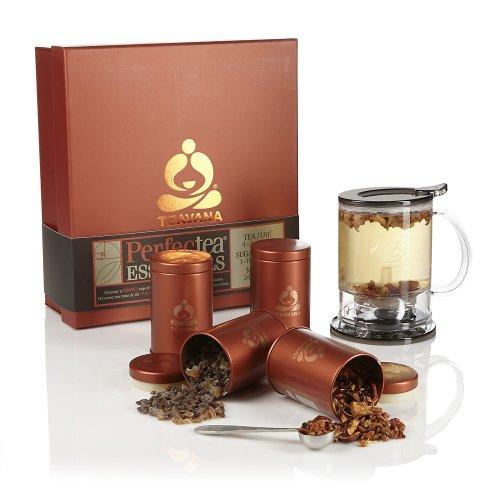 Teavana Tea Sampler Gift Set - new & updated