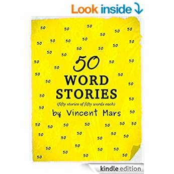 50 Word Stories Kindle Book