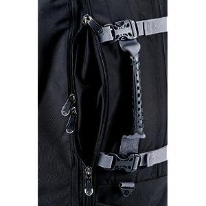 Gelert Discovery Rucksack - Black/Pewter, 65-85lt