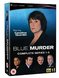 Blue Murder - Complete Series 1-5 [DVD]