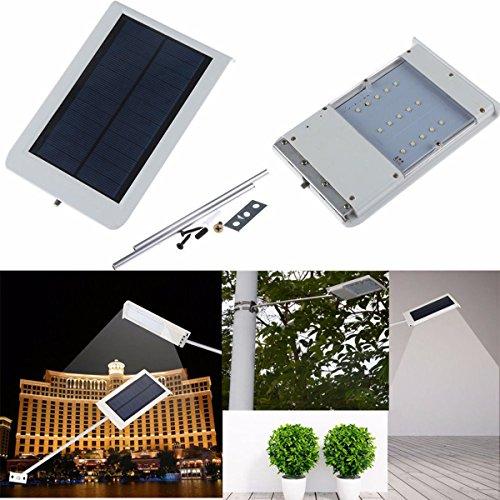 new-15led-ultrasottile-sensore-di-luce-solare-giardino-impermeabile-esterno-wall-street-lamp