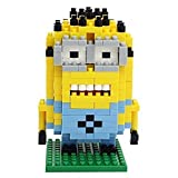 ZOZ-LOZ-Nano-Diamond-Block-Despicable-Me-Minion-Dave-260pcs-Parent-child-Games-Building-Blocks-Childrens-Educational-Toys