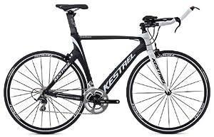 Kestrel Talon Tri Bicycle, Matte Black, X-Large/700cm
